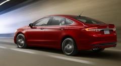 Ford Fusion restylée : la Mondeo américaine devient hybride plug-in