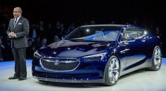 Buick présente l'Avista Concept