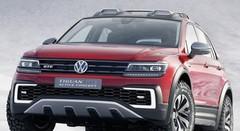 Volkswagen Tiguan GTE Active, concept de baroudeur hybride