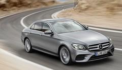 Mercedes Classe E : le jeu des 7 erreurs