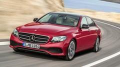 Nouvelle Mercedes Classe E : le futur, c'est maintenant