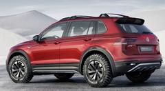 Volkswagen Tiguan GTE Active Concept : Prometteur !