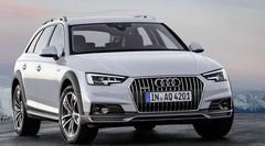 Audi A4 B9 Allroad Quattro 2016 : La nouvelle A4 sort des sentiers battus