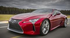 Lexus LC 500 : ceci n'est pas un concept !