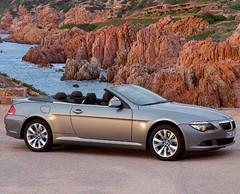 BMW Série 6 : Un peu de suie aux yeux
