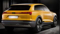 Audi h-tron quattro concept : Zéro émission