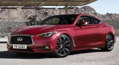 Infiniti revient sur le marché des coupés sportifs avec la Q60