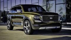 Kia Telluride : gros SUV haut de gamme