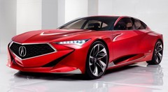 Acura Precision Concept : pour le style