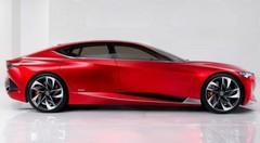 Acura Precision Concept, un grand coupé Honda