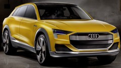 Audi h-tron Quattro : Proposition alternative