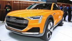 Audi passe à l'hydrogène avec son H-Tron Quattro Concept