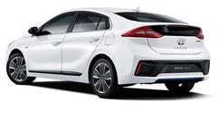 Hyundai Ioniq, premiers clichés et détails officiels