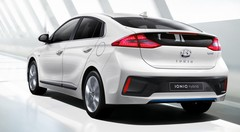 Hyundai Ioniq (2016) : photos et premières infos officielles