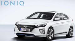Hyundai Ioniq : plus de détails