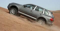 Essai Porsche Cayenne restylé : remonte-dune de choc