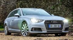 Essai Audi A4 Avant TDI : sans les mains… ou presque?!