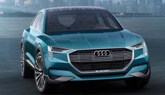 Audi Q6 e-Tron à Forest