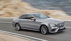 Les prix de la nouvelle Mercedes Classe E