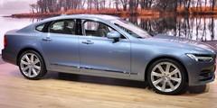 Nos impressions à bord de la Volvo S90