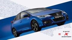 Série limitée : Honda Civic X Edition