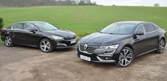 Essai Renault Talisman et Peugeot 508 : conflit de générations
