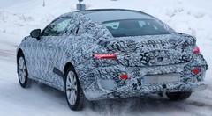 """Mercedes Classe E Coupé (2017) : les premières photos """"officieuses"""""""