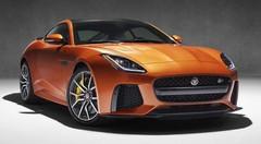 Jaguar officialise la F-Type SVR