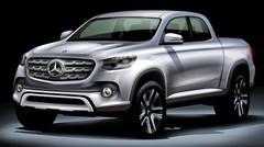 Mercedes : le futur pick-up pourrait s'appeler Classe X