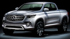 Mercedes : un pick-up classé X ?