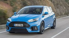 Essai Ford Focus RS : elle sort du lot