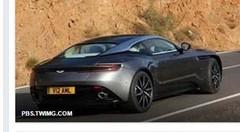 Aston Martin DB11 : la voilà !