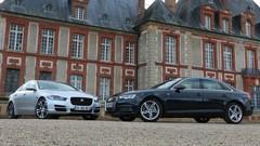 Essai Audi A4 vs Jaguar XE : Nouvelles valeurs sûres