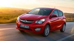 Opel Karl GPL : la citadine met les gaz