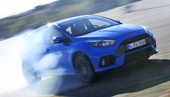 Essai Ford Focus RS : Chaud, le show de la Focus 3 RS