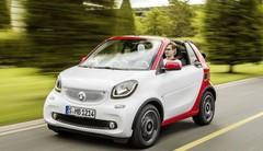 Essai Smart Fortwo Cabrio : le top du top