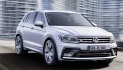 Nouveau Volkswagen Tiguan : les tarifs
