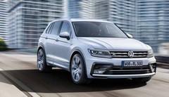 Nouveau Volkswagen Tiguan 2016 : des prix à partir de 32 150 euros