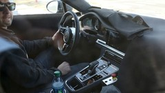 A l'intérieur de la future Porsche Panamera