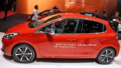 Peugeot 208 : leader des ventes en France en janvier