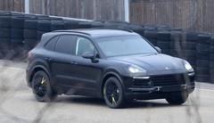 Le futur Porsche Cayenne