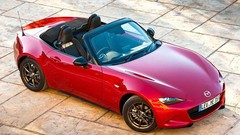 Une Mazda MX-5 à transmission intégrale ?
