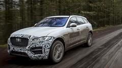Essai Jaguar F-Pace : Les joies de la glisse