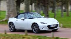 Essai Mazda MX-5 ND 2.0 160 ch : Fidèle à ses origines !