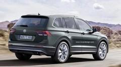 Volkswagen : la famille Tiguan va s'agrandir
