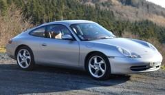 Marche arrière : La Porsche 996 3.4