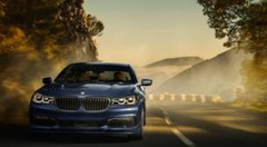 BMW Alpina B7 xDrive : un bolide de 600 chevaux