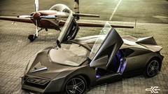 Elibriea Equvallas : Le supercar venu du Qatar