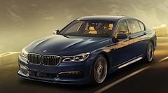 BMW Alpina B7 : la M7, c'est elle