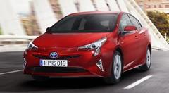 Nouvelle Toyota Prius 2016 : prix à partir de 30.400 euros